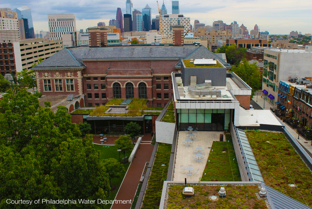 UPENN Law School: images courtesy of   Philadelphia Water Department