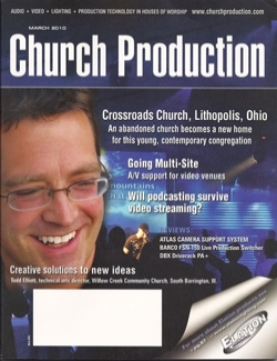 Complete review at churchproduction.com
