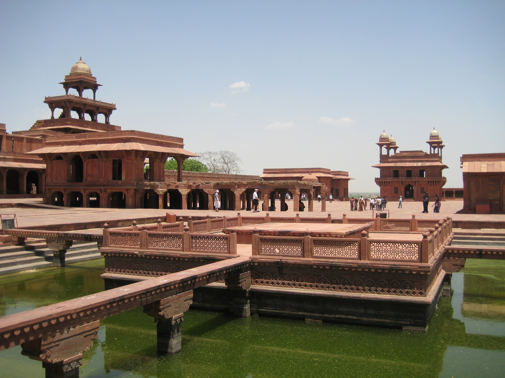 Fatehupur Sikri, the ghost city