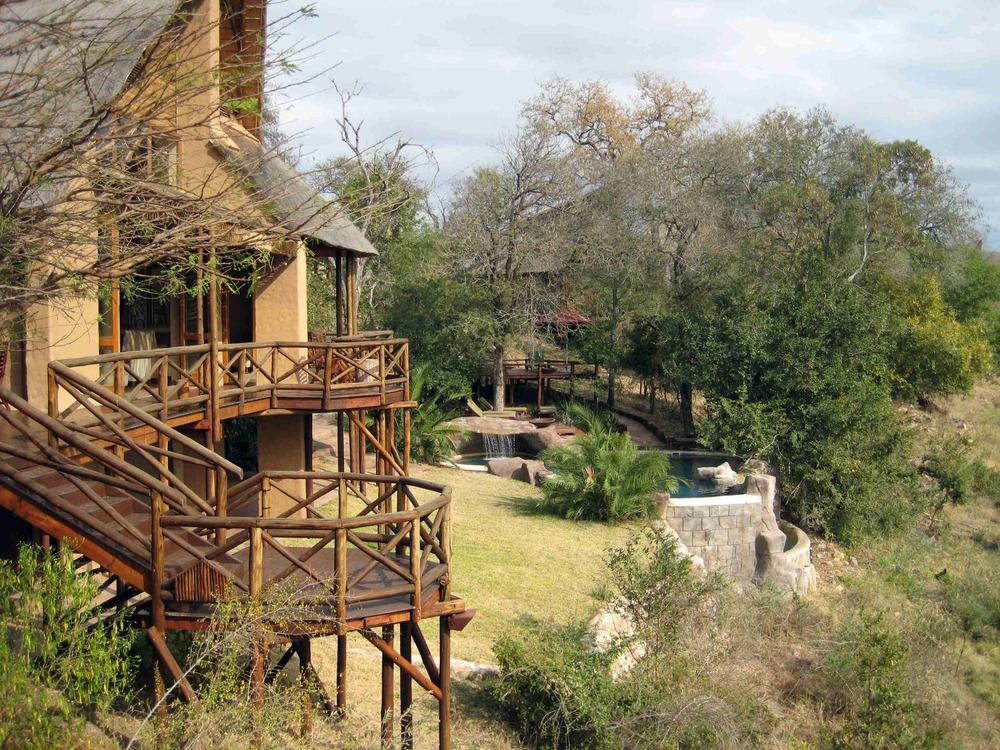 Lukimbi Lodge in Kruger National Park, South Africa