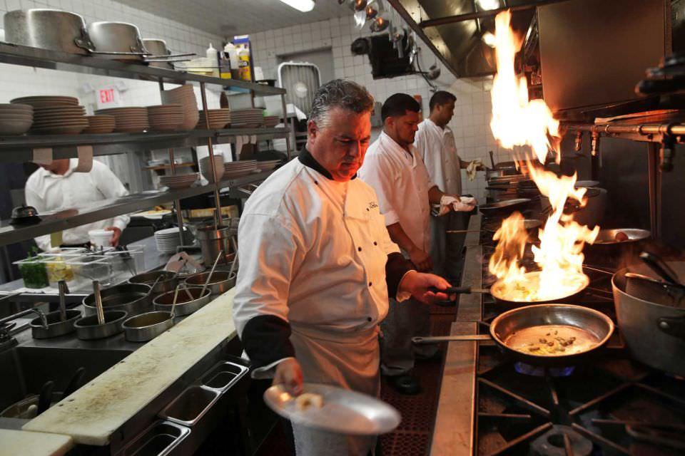 Chef Tony Colombo