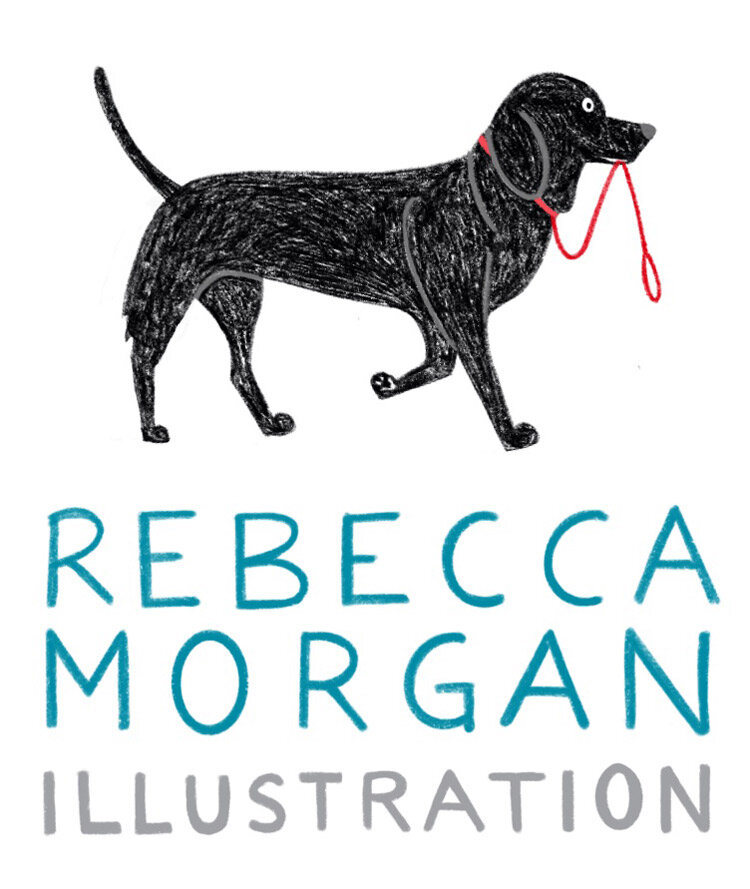 Rebecca Morgan illustration