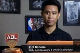 Riel Banaria/ PhilippinesRepresentative