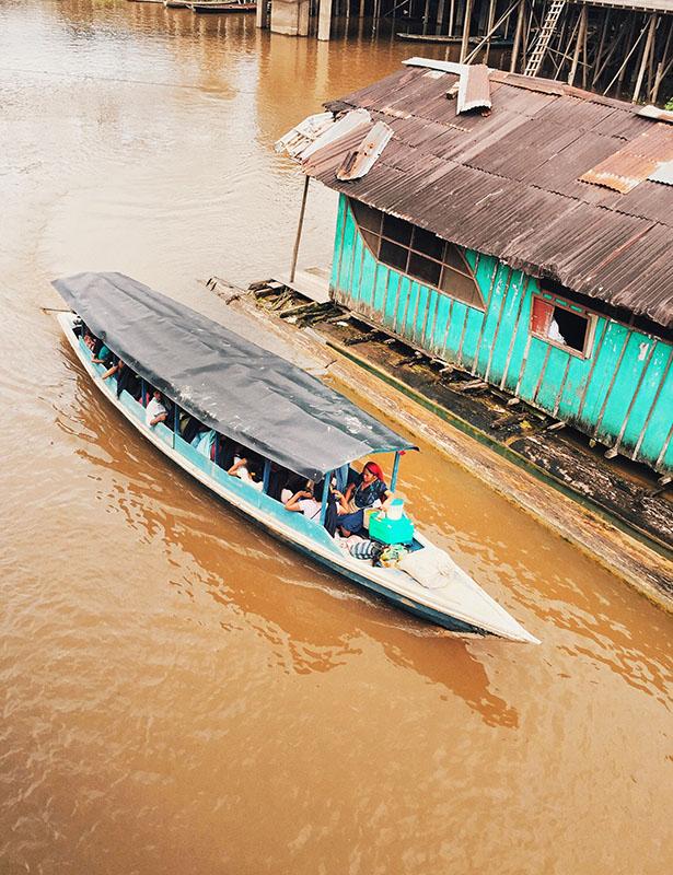 AMAZON RIVER I PERU I 2017