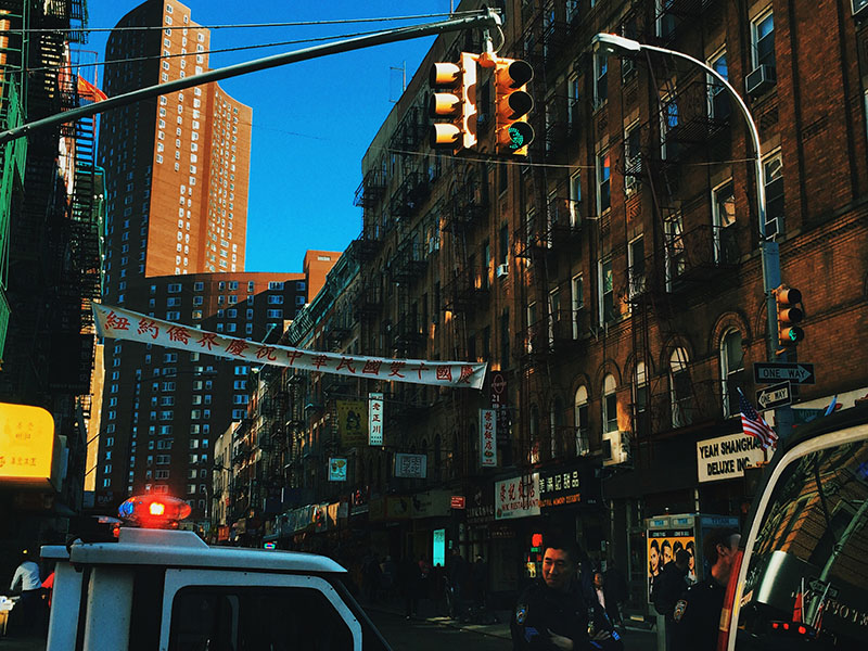CHINATOWN I NEW YORK I 2016