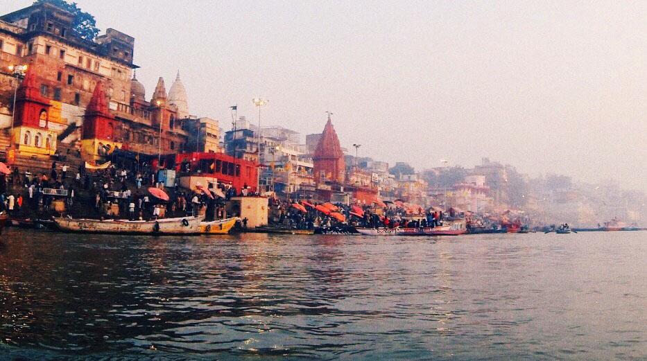 VARANASI I INDIA I 2015