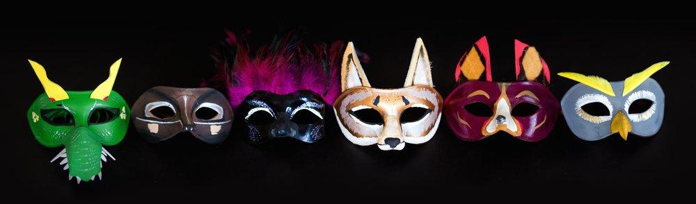 Firebringers Masks.jpg
