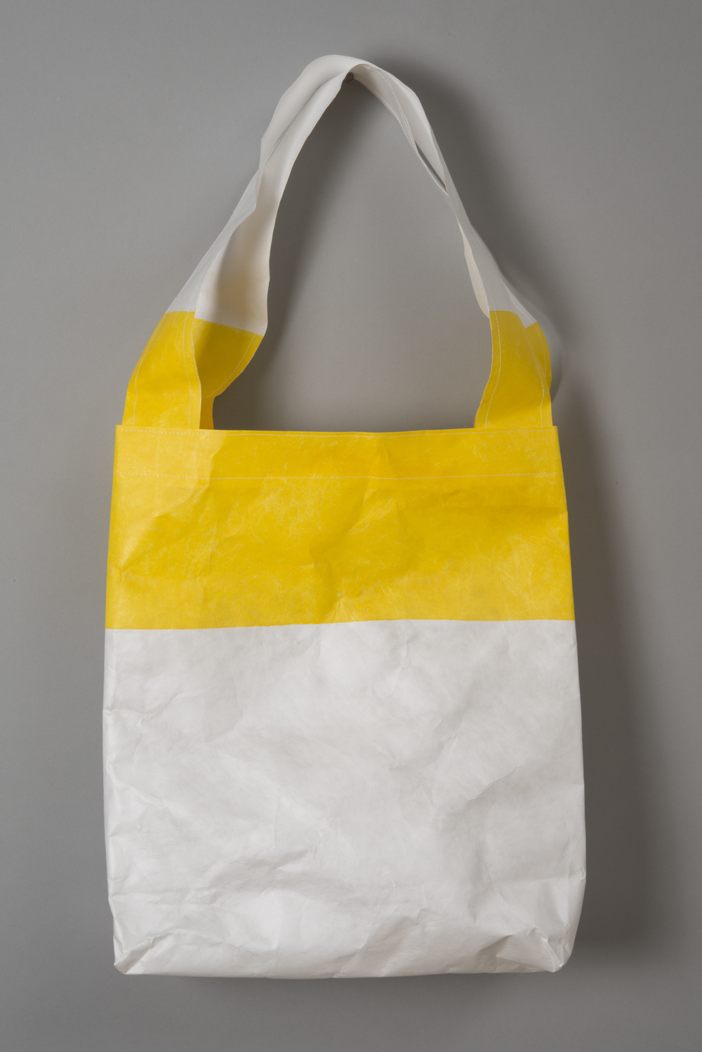Tyvek Tote-Yellow Middle