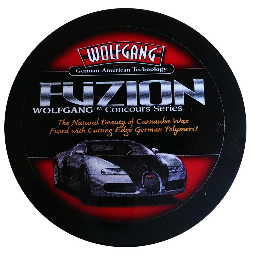 Wolfgang F 252 Zion Carnauba Polymer Estate Wax 3oz Carzilla
