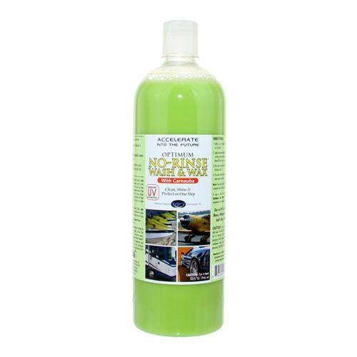 Optimum No Rinse >> Optimum No Rinse Wash Wax 32oz Carzilla Ca Calgary S Boutique