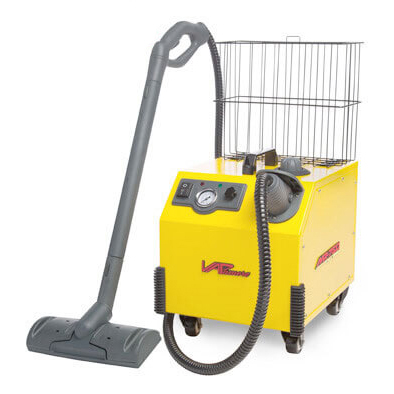 Vapamore Mr 750 Ottimo Heavy Duty Steam Cleaning System New