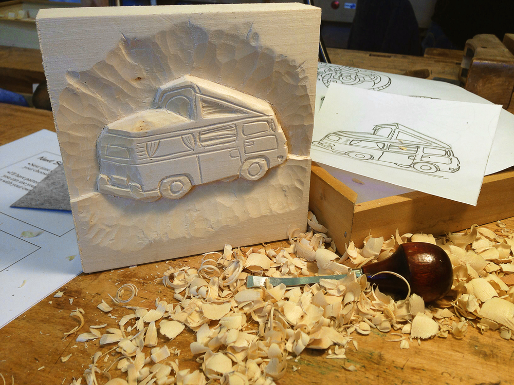 Phew. Done for now.  - dreaming about my future camper van -