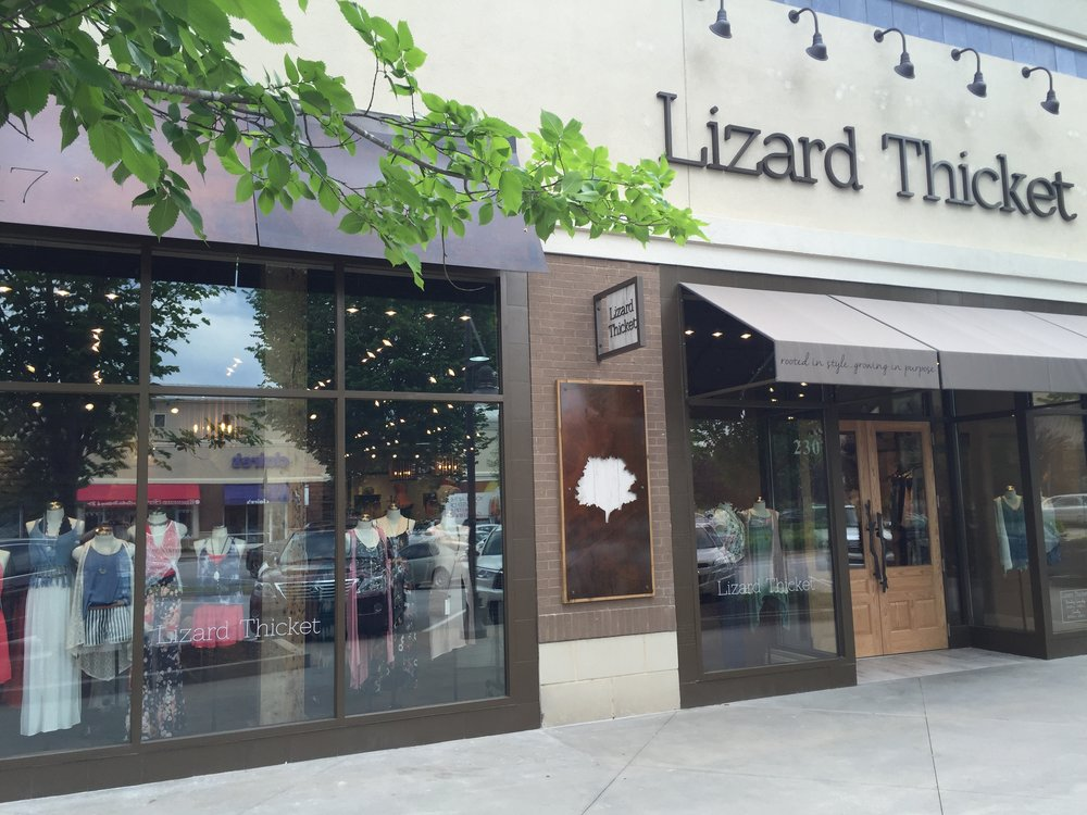 LIZARD THICKET - No. 17