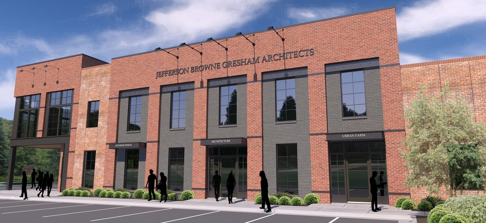 JEFFERSON BROWNE GRESHAM ARCHITECTS - PRESS RELEASE