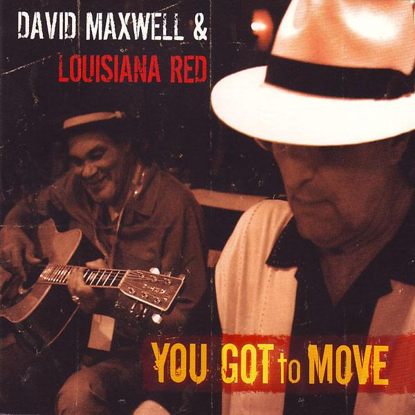 David Maxwell & Louisiana Red