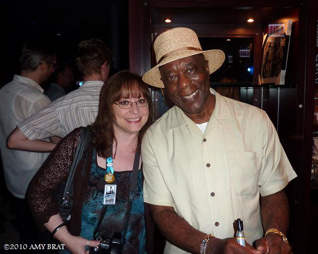 Brat Girl & Buddy Guy at the New Legends!
