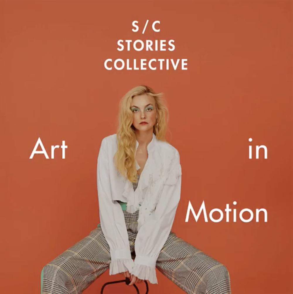 YU STEPANEL in Stories Collective Magazine, December 2018