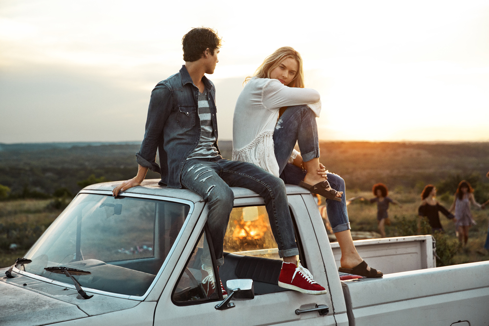 Photo -  RJ Shaughnessy     © American Eagle Outfitters