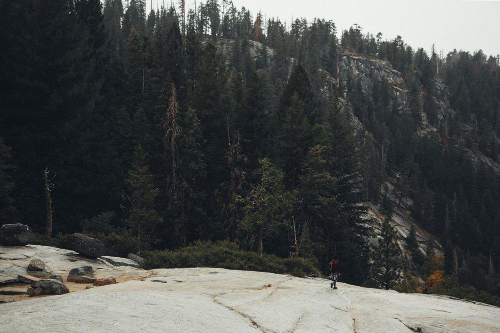 Pacific Crest Trail, Yosemite