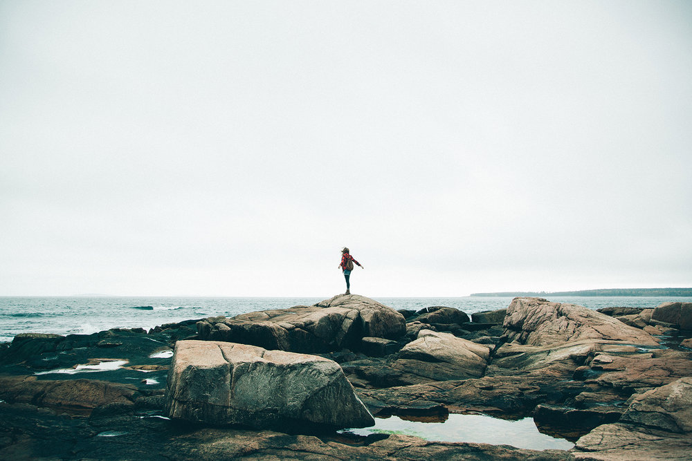 Acadia National Park  //  Photo - Daniel Barbato  /   Muse - Catherine