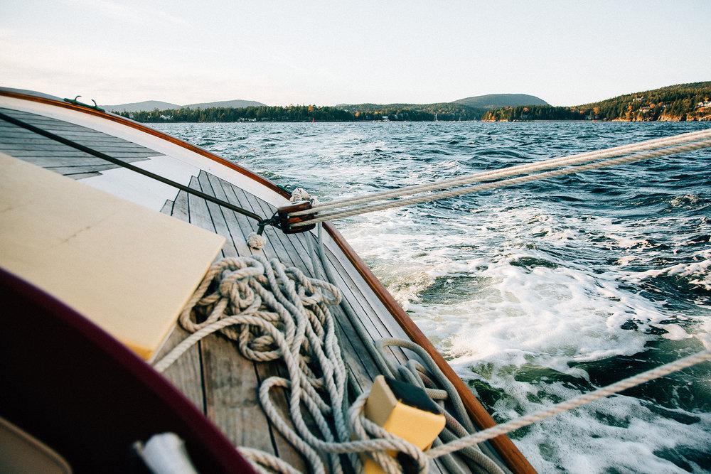 Southwest Harbor  //  Photo - Daniel Barbato