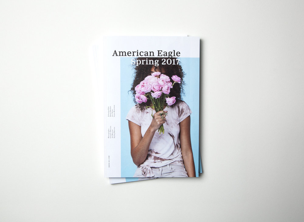 The AEO Spring '17 Lookbook