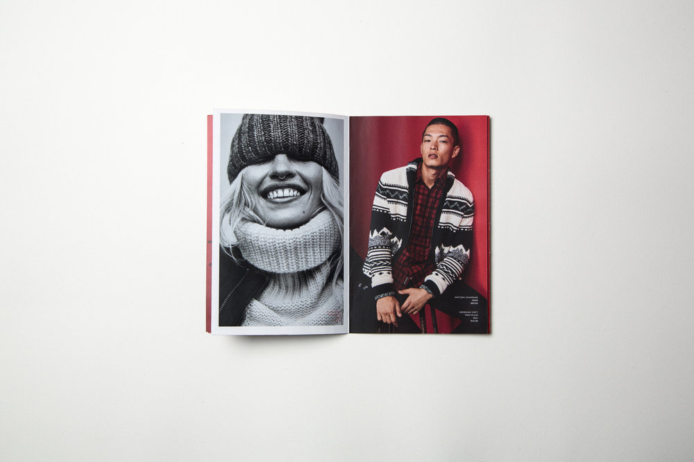 Holiday '16 Direct Mail / Gift Guide