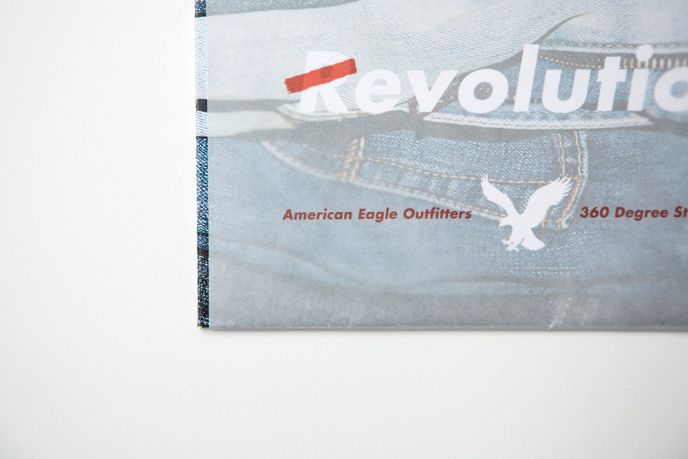 The Denim Revolution Concept Book