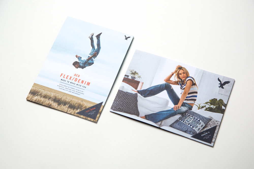 BTS '15 Men's + Women's Direct Mail