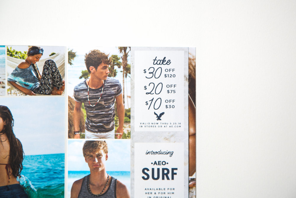 Summer '16 Direct Mail