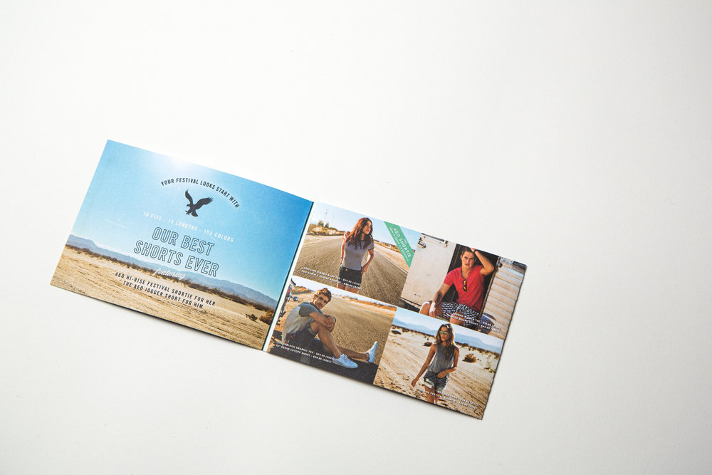 Spring '15 Direct Mail