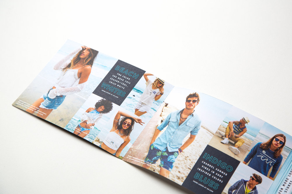 Summer '15 Direct Mail
