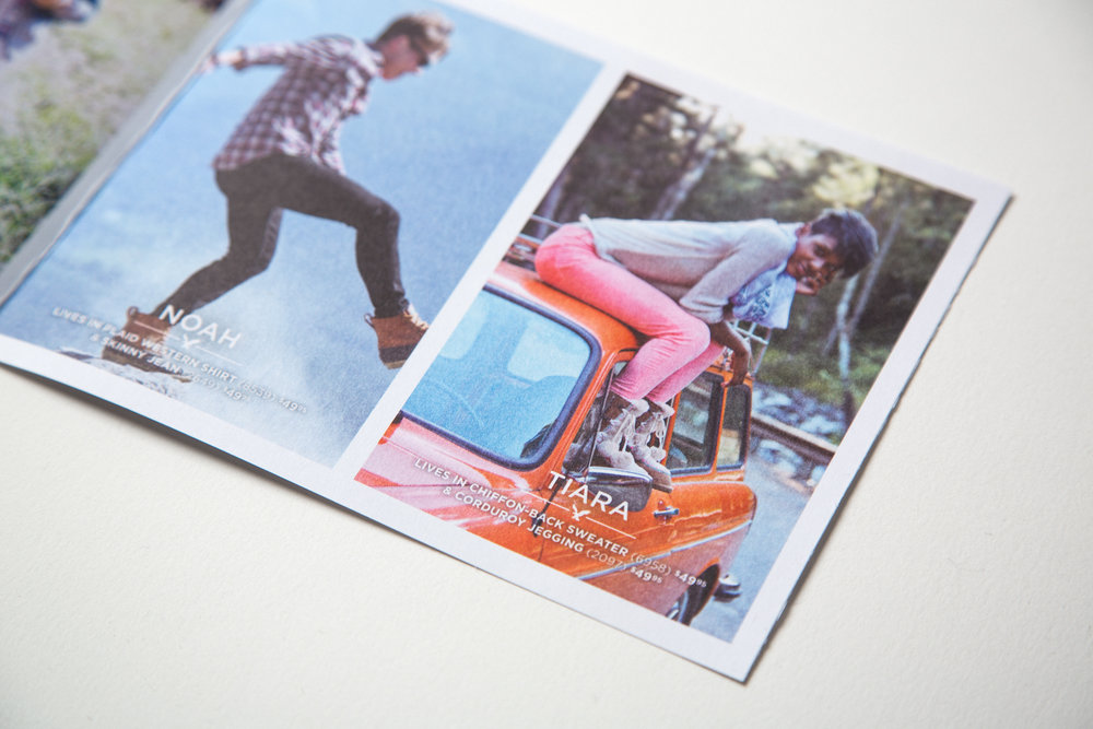 Fall '12 Direct Mail