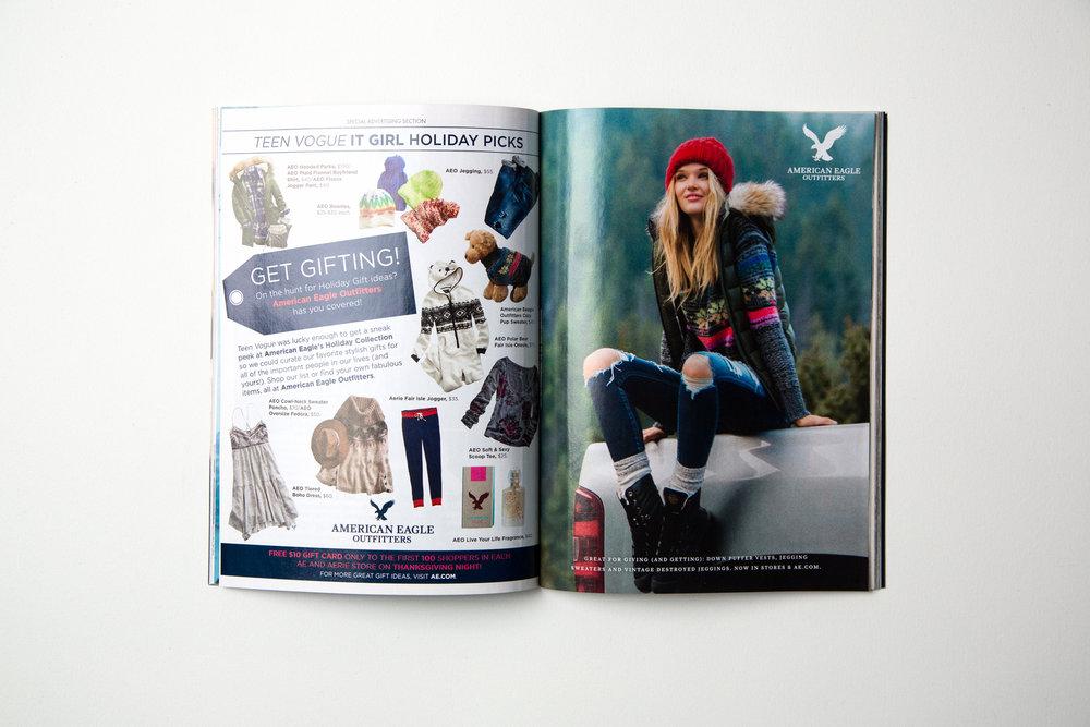 Teen Vogue Magazine
