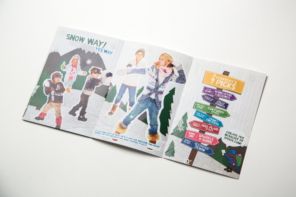 Holiday '10 Direct Mail