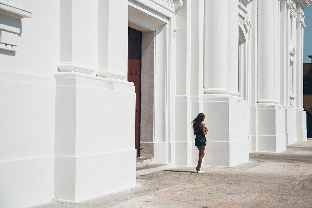 Cathedral de la Asunción - Leon, Nicaragua