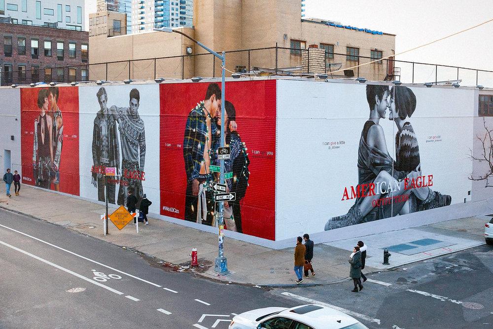Brooklyn, NYC, Billboards