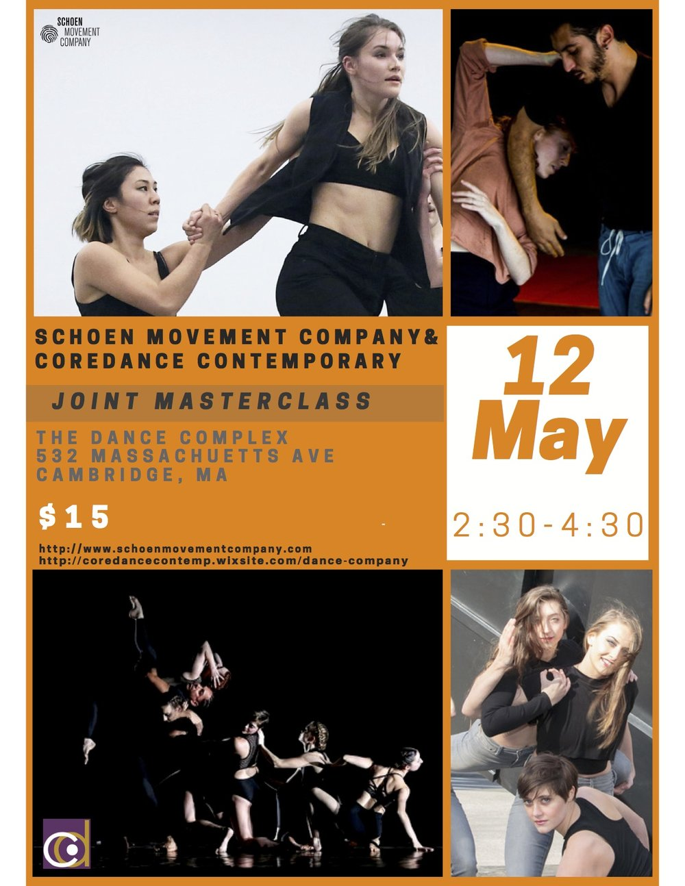 Schoen Movement, CoreDance Masterclass Flyer_Dance Complex.jpg