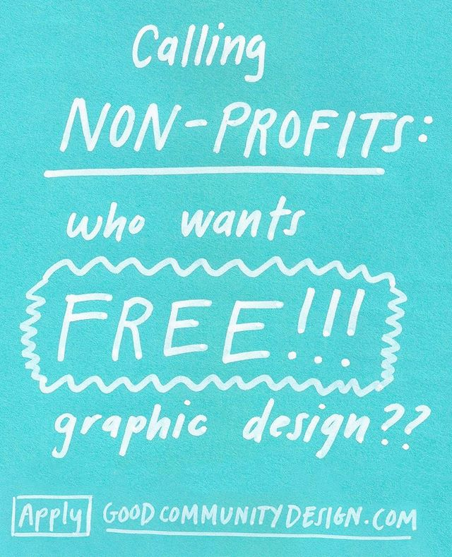 It's that time of year - we are accepting proposals for the Winter 2018 semester of Community Design at @oaklandu. Non-profits receive FREE graphic design, while junior and senior graphic design students receive real world design experience. Be a part of this up-coming semester! For more information, visit goodcommunitydesign.com or leave a comment below if you'd like to receive more info via snail mail.