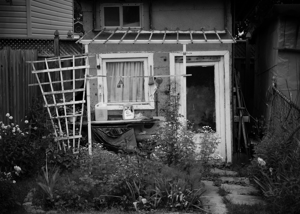 Garden shed of yesteryear...