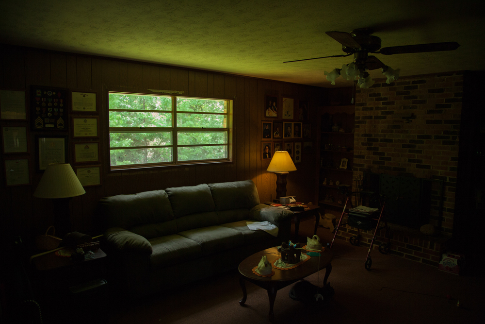 Mawmaw's Living Room - 2015
