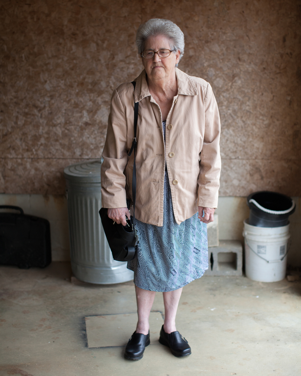 Mawmaw Before the Funeral - 2015
