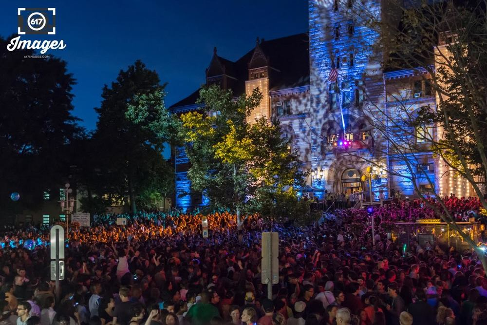 Image of the 2015 Cambridge City Dance Party by 617Images.com