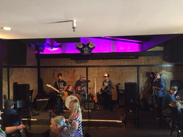 No Comply Jamming at El Dorado Bar n Grill for LBUSD