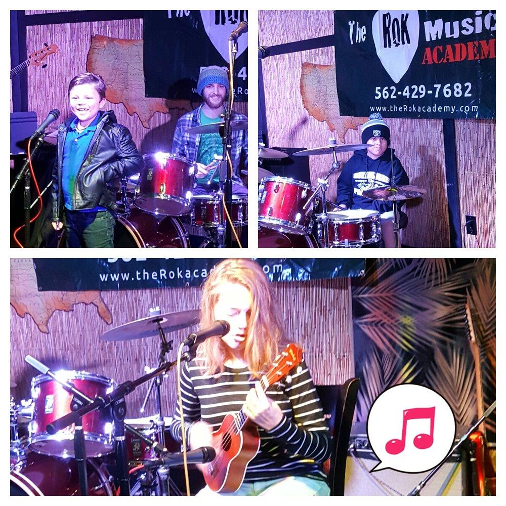 Great show at ElDorado Restaurant 2/11/17