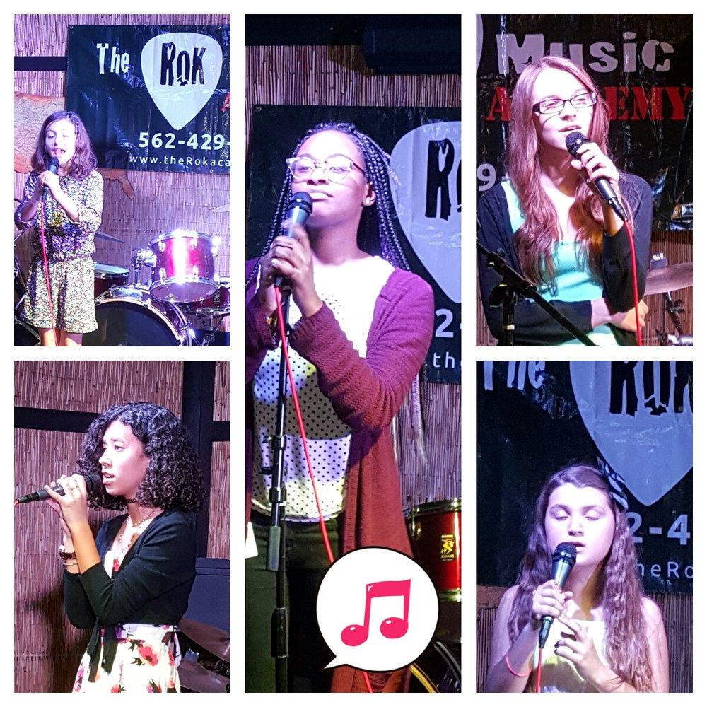 ElDorado Restaurant 2/11/17  Kennedi first performance!
