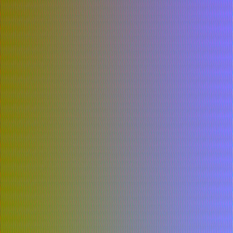 RGB Spectrum (256)i