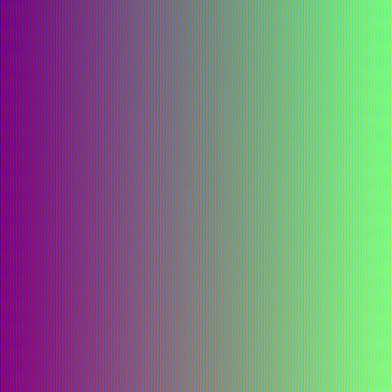 RGB Spectrum (256) iii