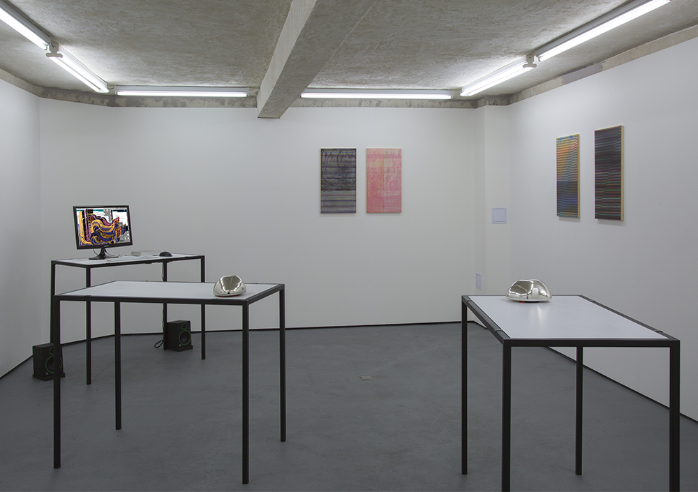 Room 1: Installation shot