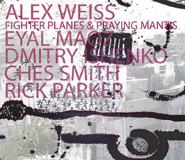 Alex Weiss                 Fighter Planes & Praying Mantis
